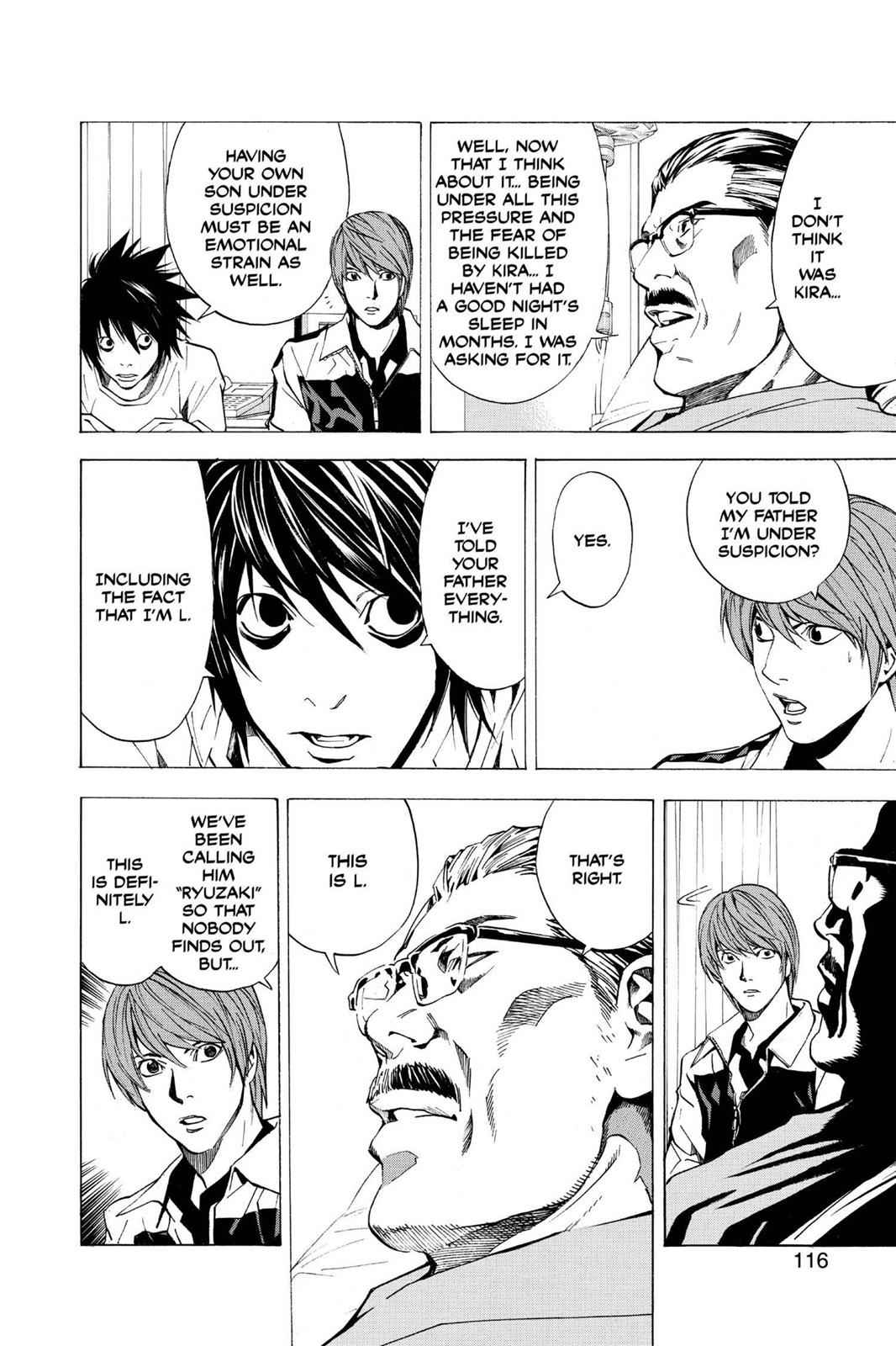 Death Note Chapter 22 Page 6