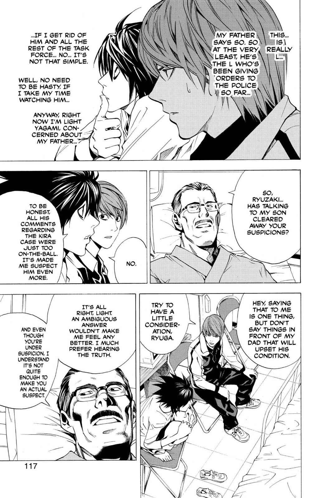 Death Note Chapter 22 Page 7