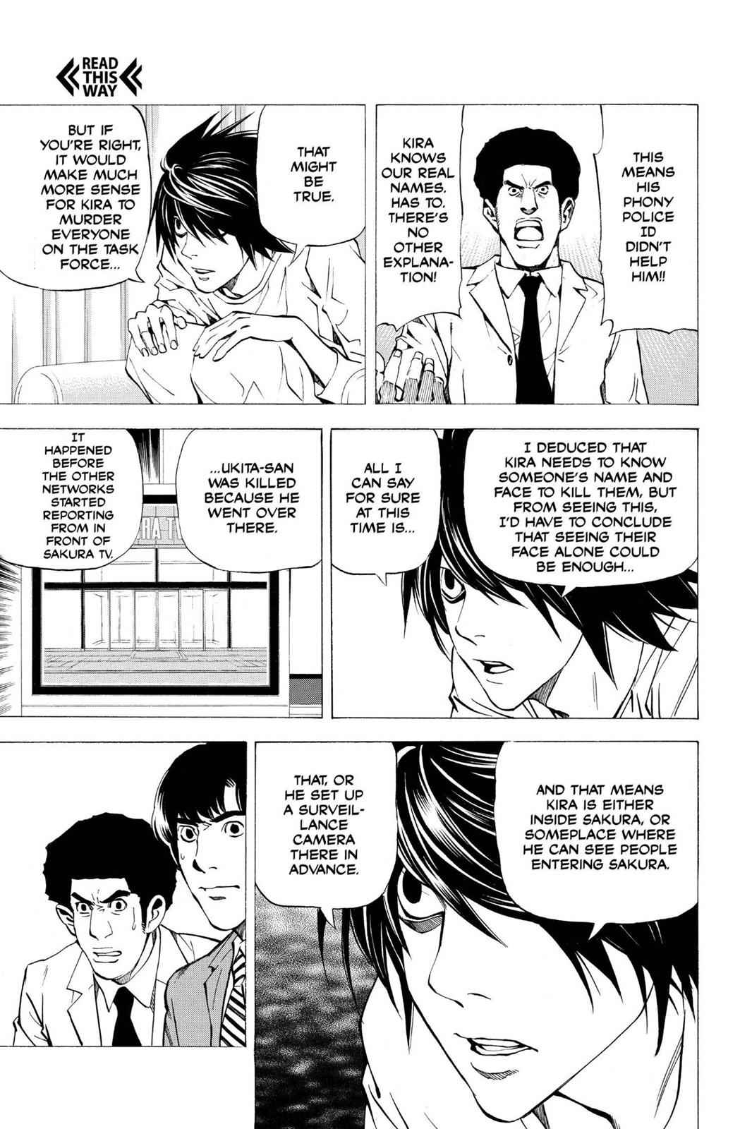 Death Note Chapter 23 Page 15