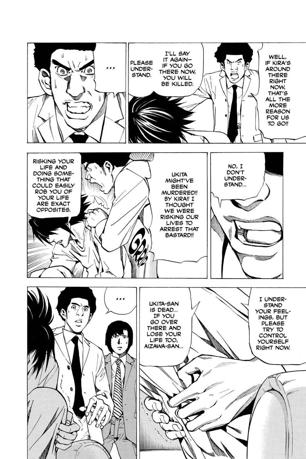 Death Note Chapter 23 Page 16