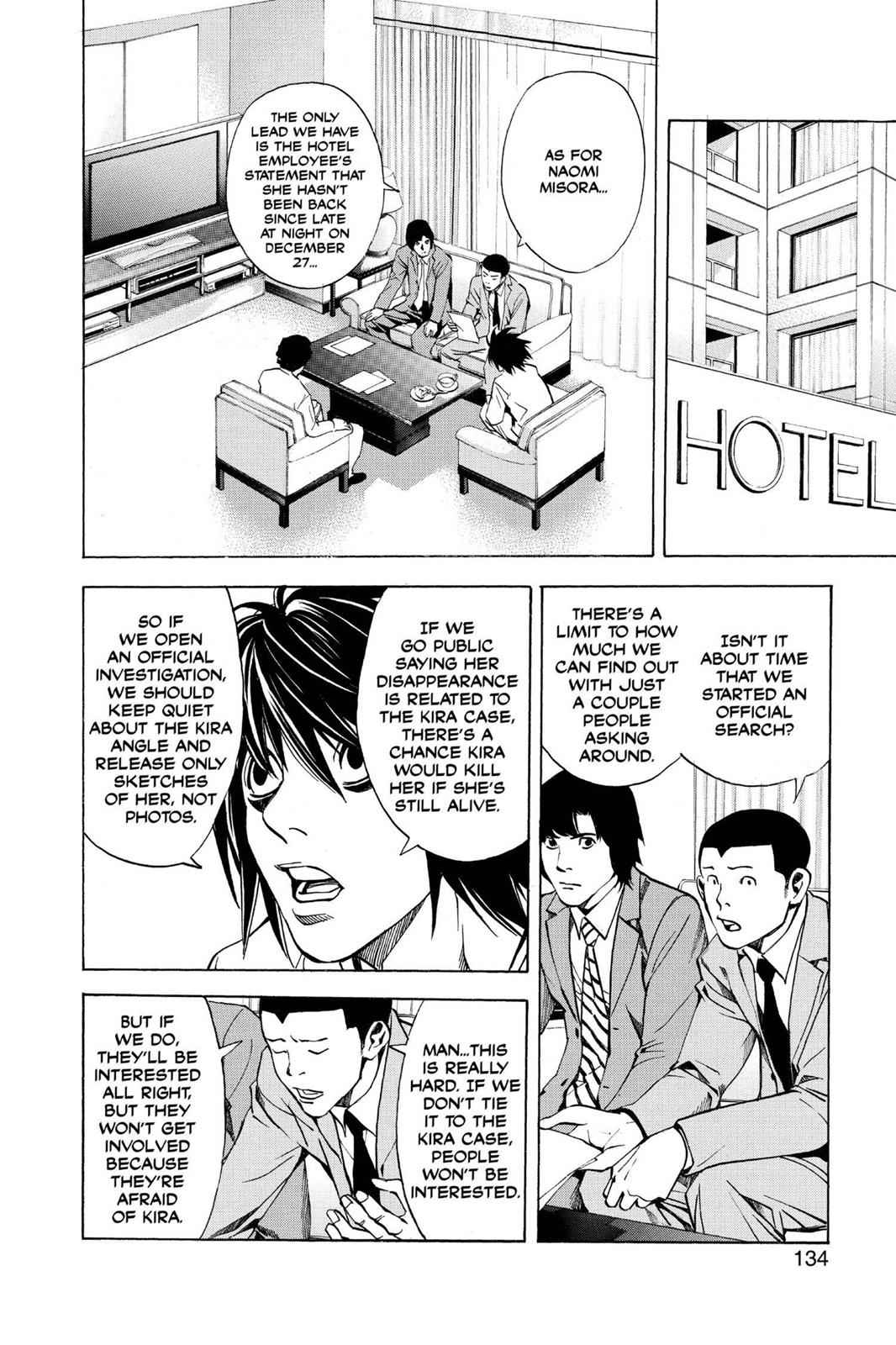 Death Note Chapter 23 Page 2