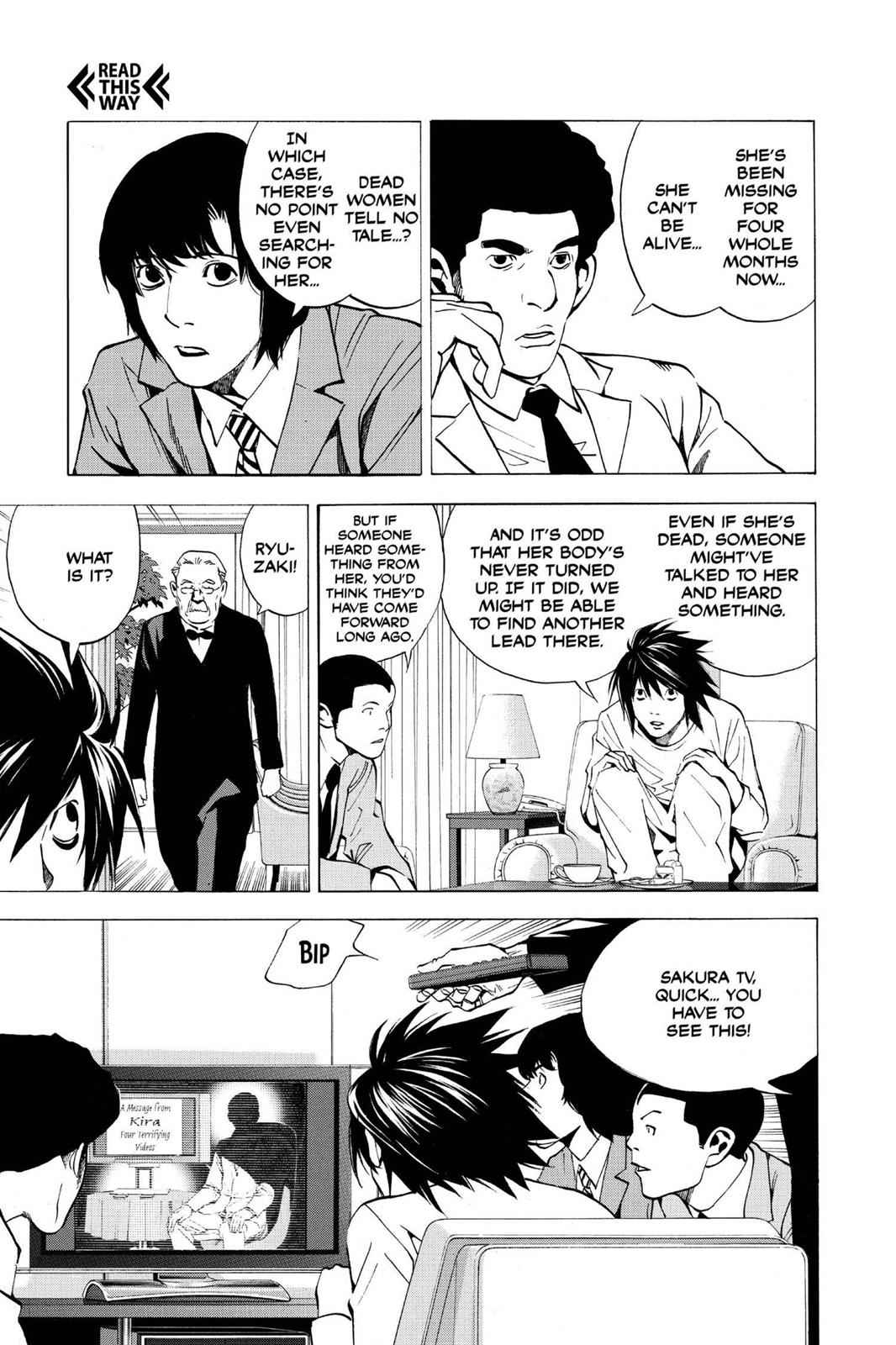 Death Note Chapter 23 Page 3