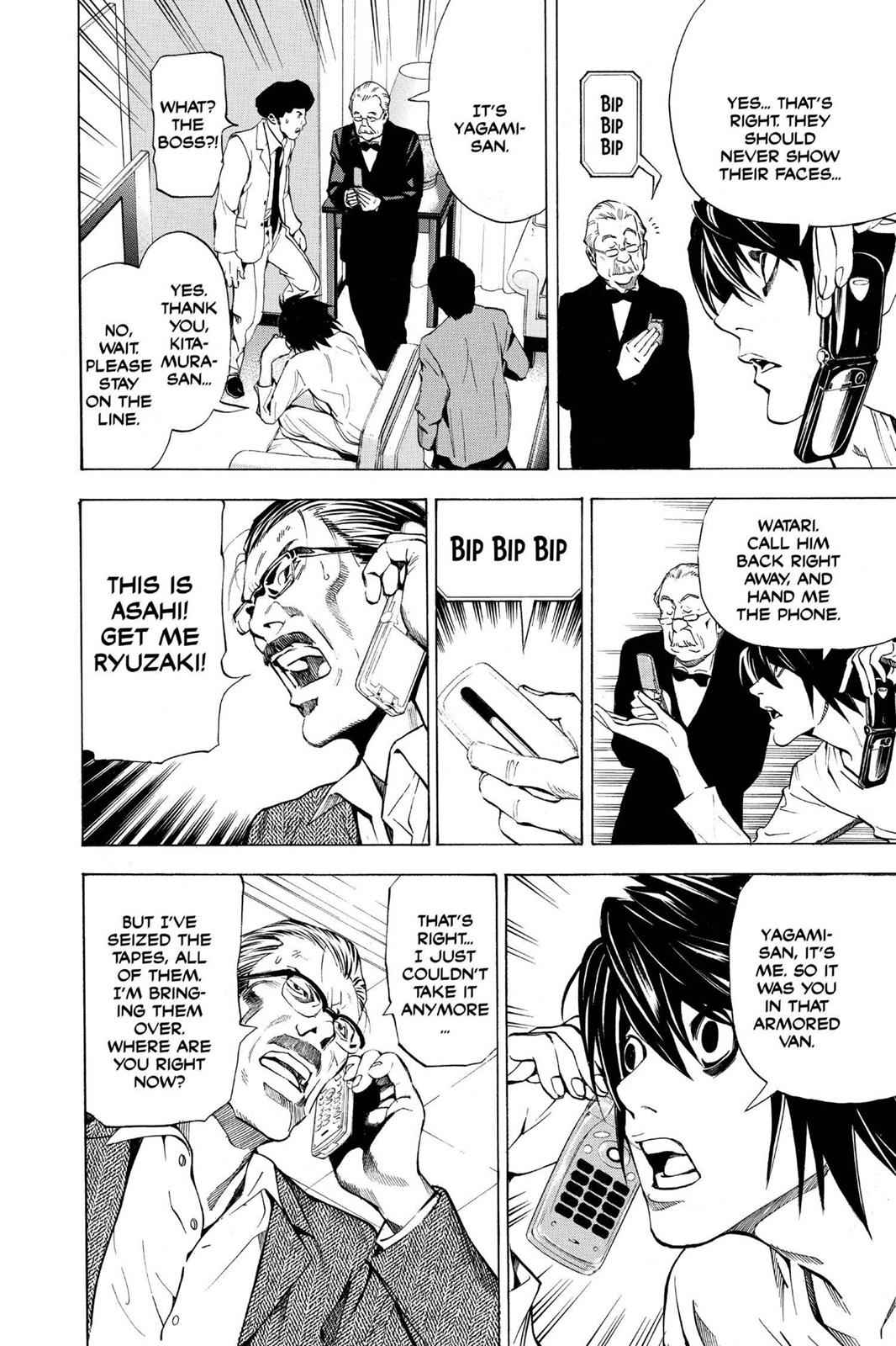 Death Note Chapter 24 Page 10