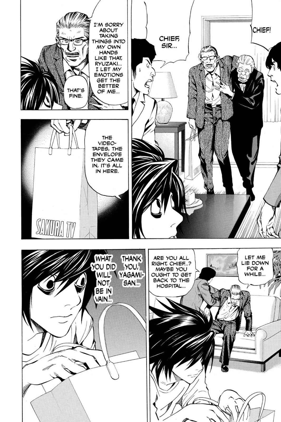 Death Note Chapter 24 Page 16