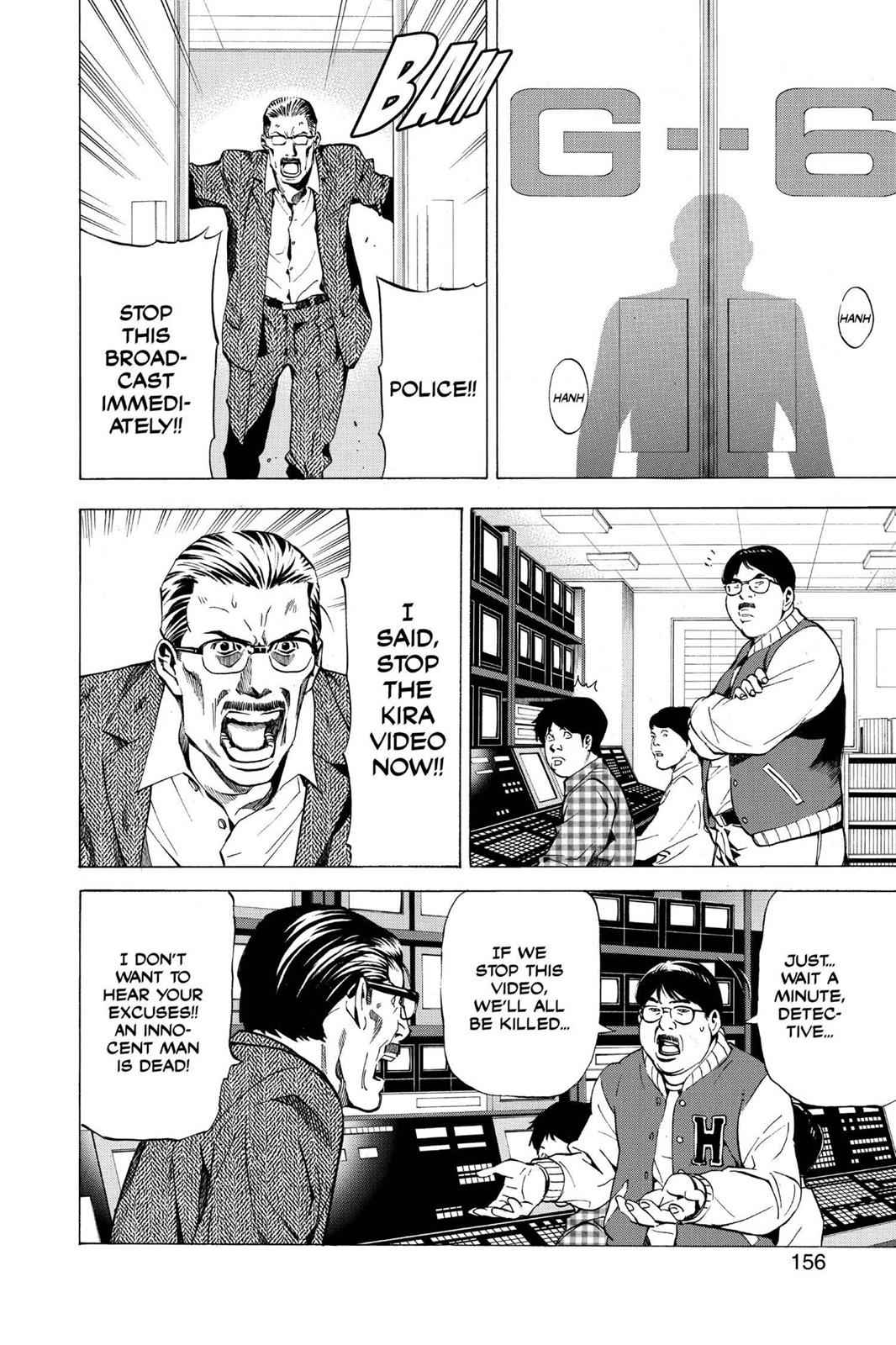 Death Note Chapter 24 Page 4