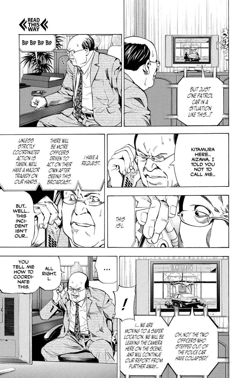 Death Note Chapter 24 Page 9