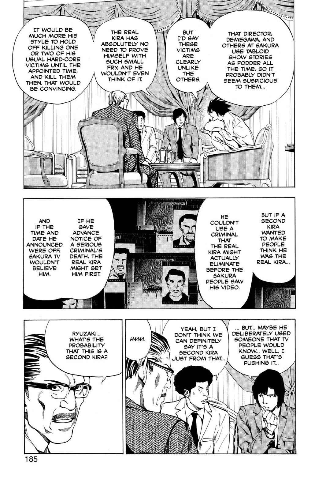 Death Note Chapter 25 Page 11
