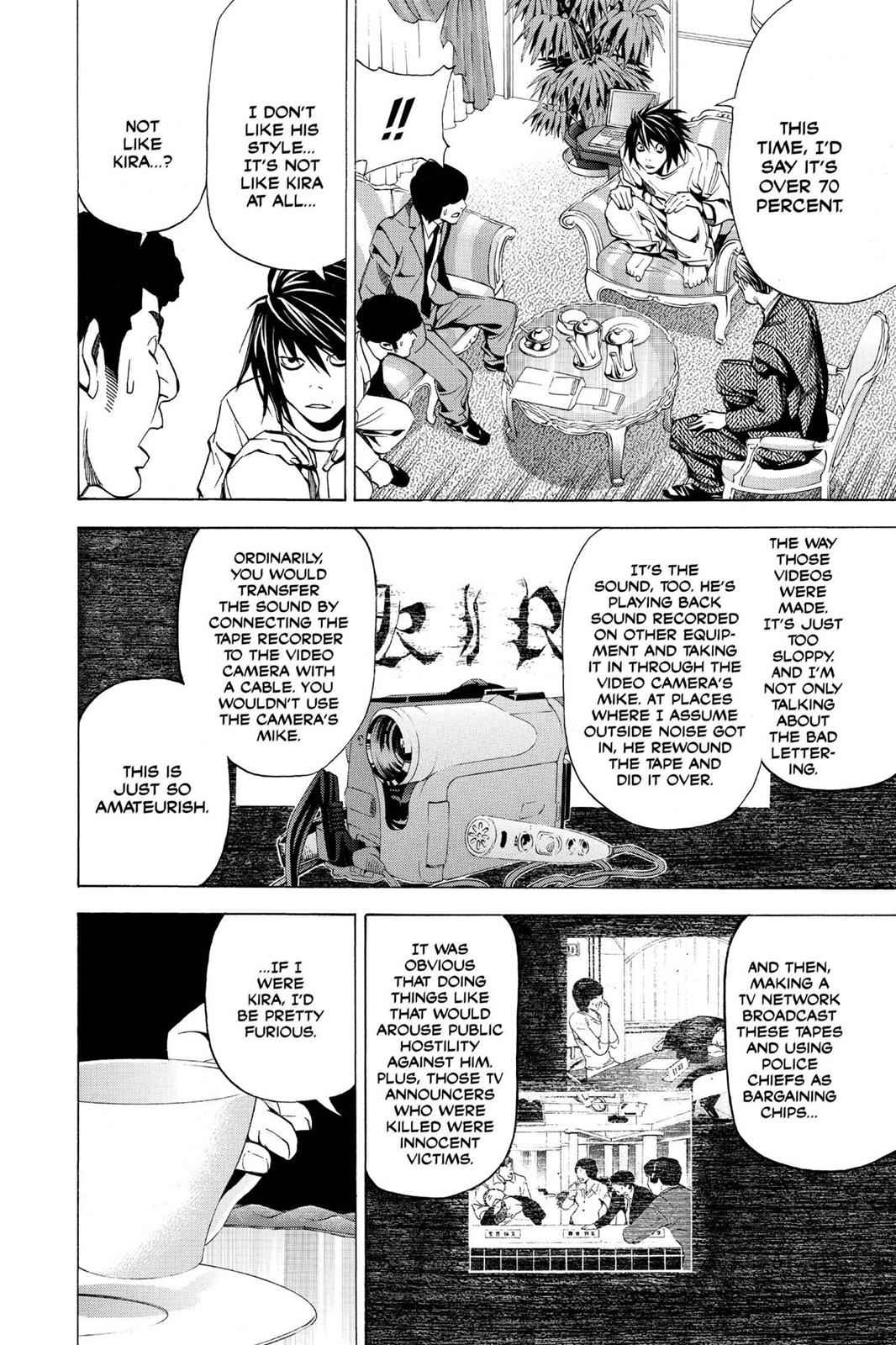 Death Note Chapter 25 Page 12