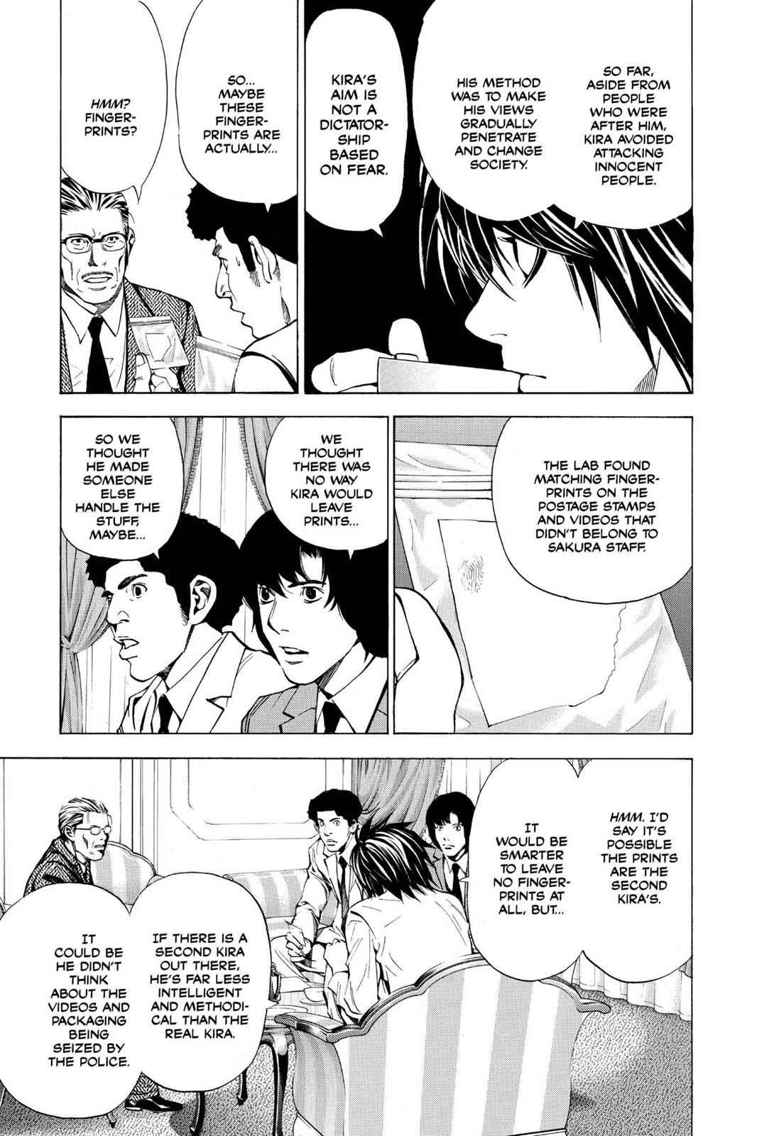 Death Note Chapter 25 Page 13