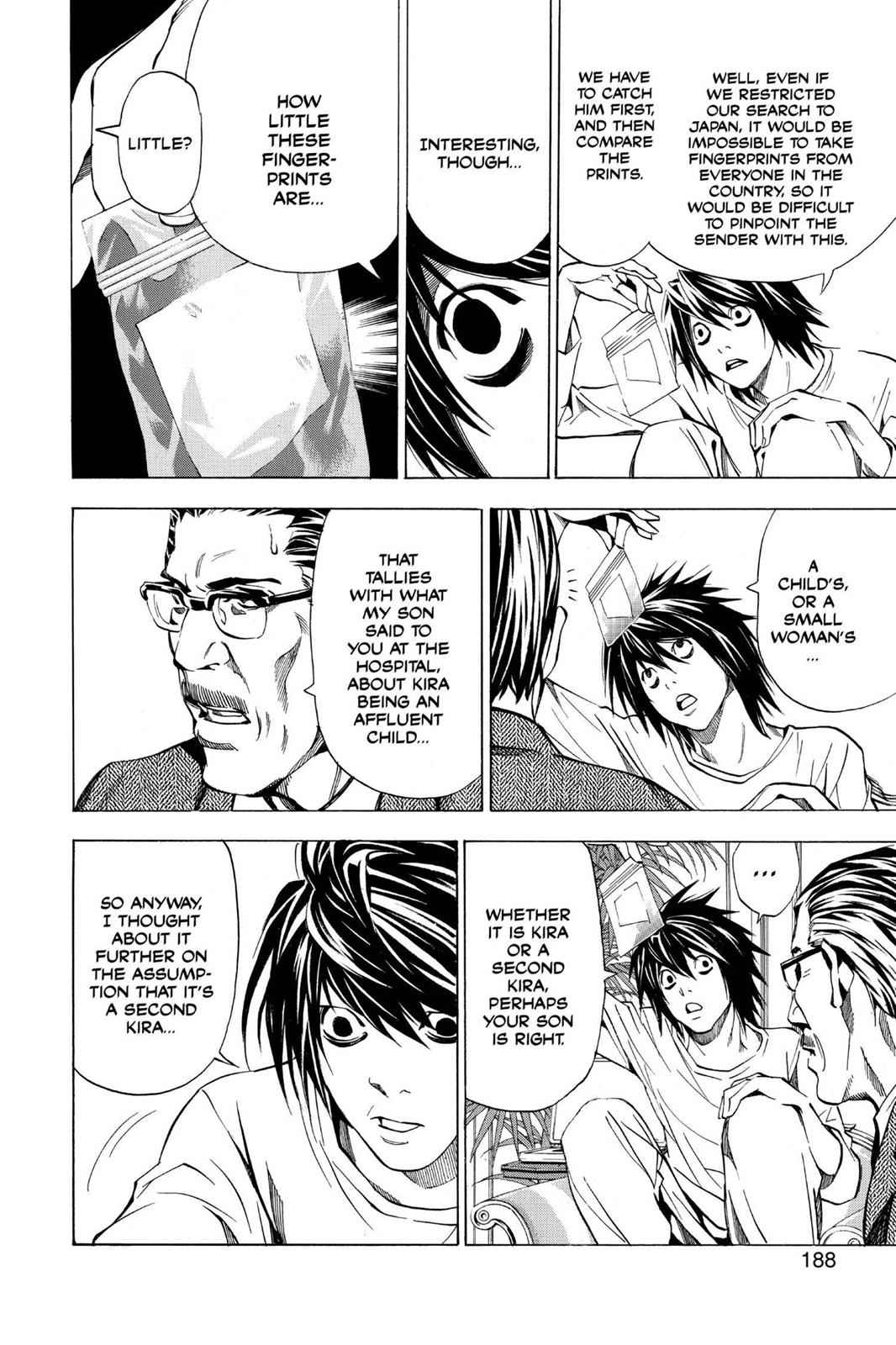 Death Note Chapter 25 Page 14