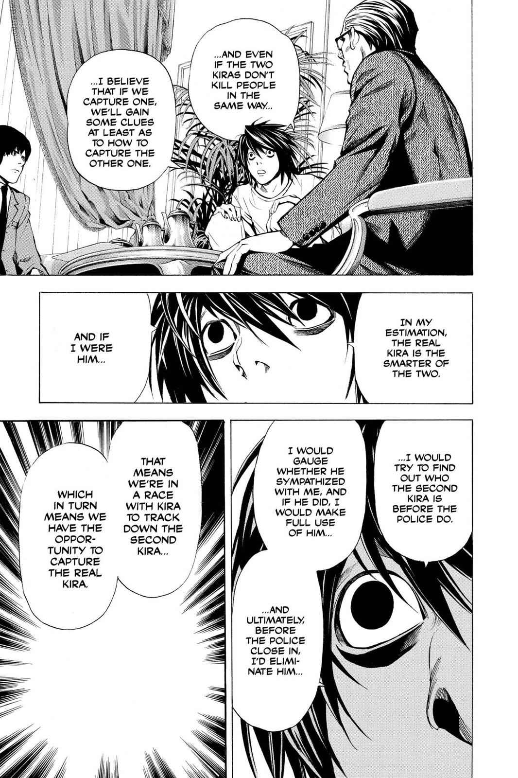 Death Note Chapter 25 Page 15