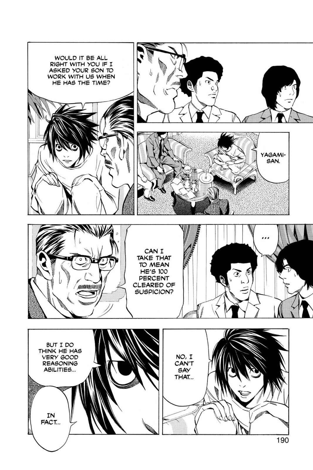 Death Note Chapter 25 Page 16