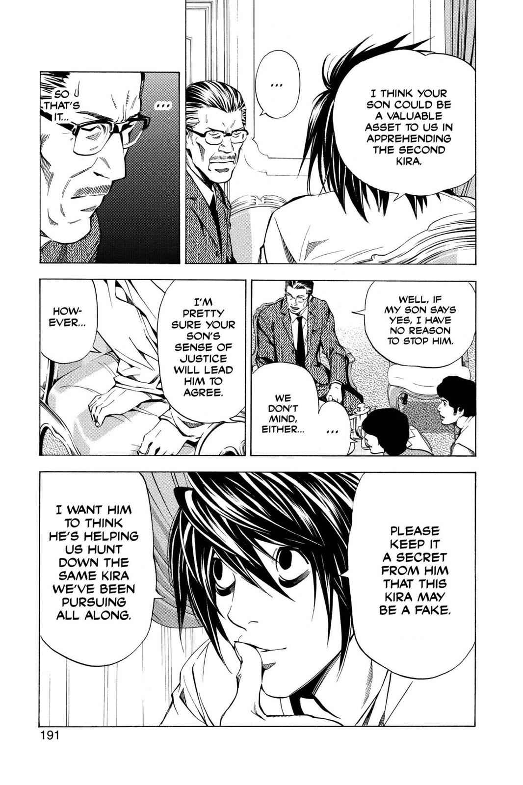 Death Note Chapter 25 Page 17