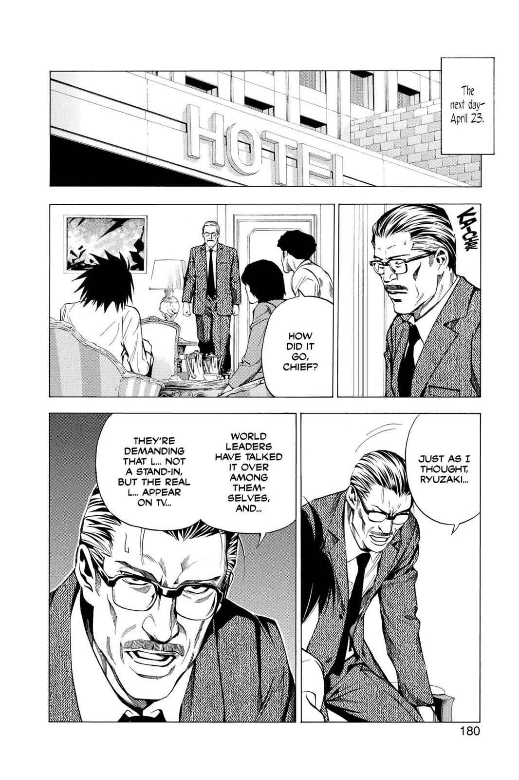 Death Note Chapter 25 Page 6