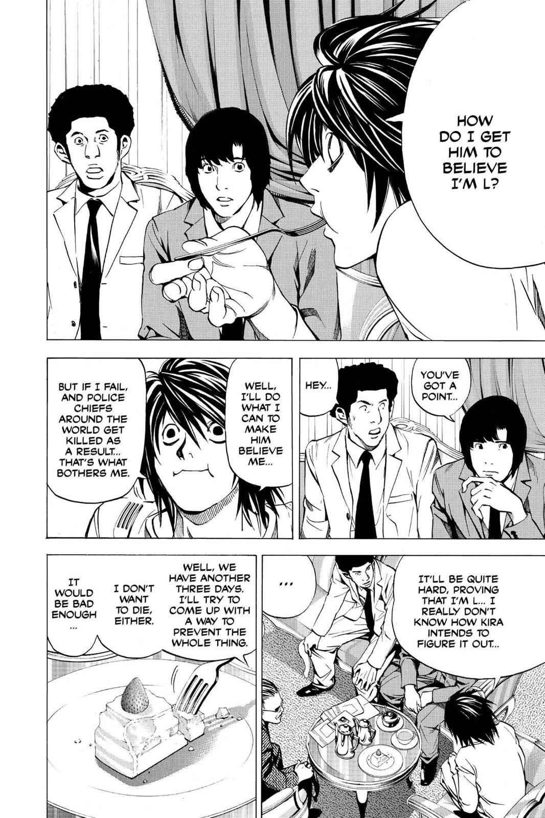 Death Note Chapter 25 Page 8