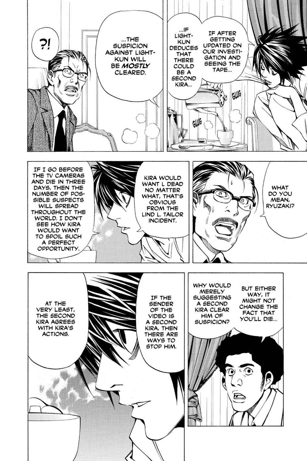 Death Note Chapter 26 Page 11