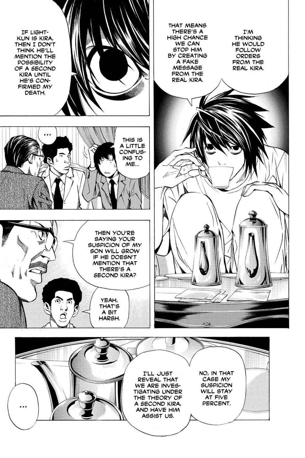 Death Note Chapter 26 Page 12
