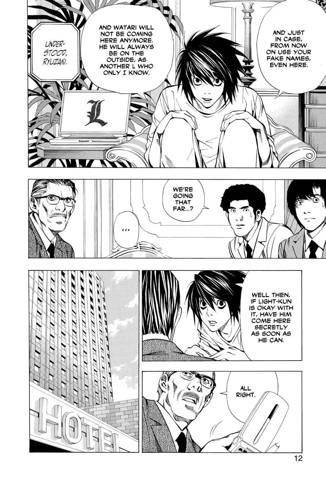 Death Note Chapter 26 Page 13