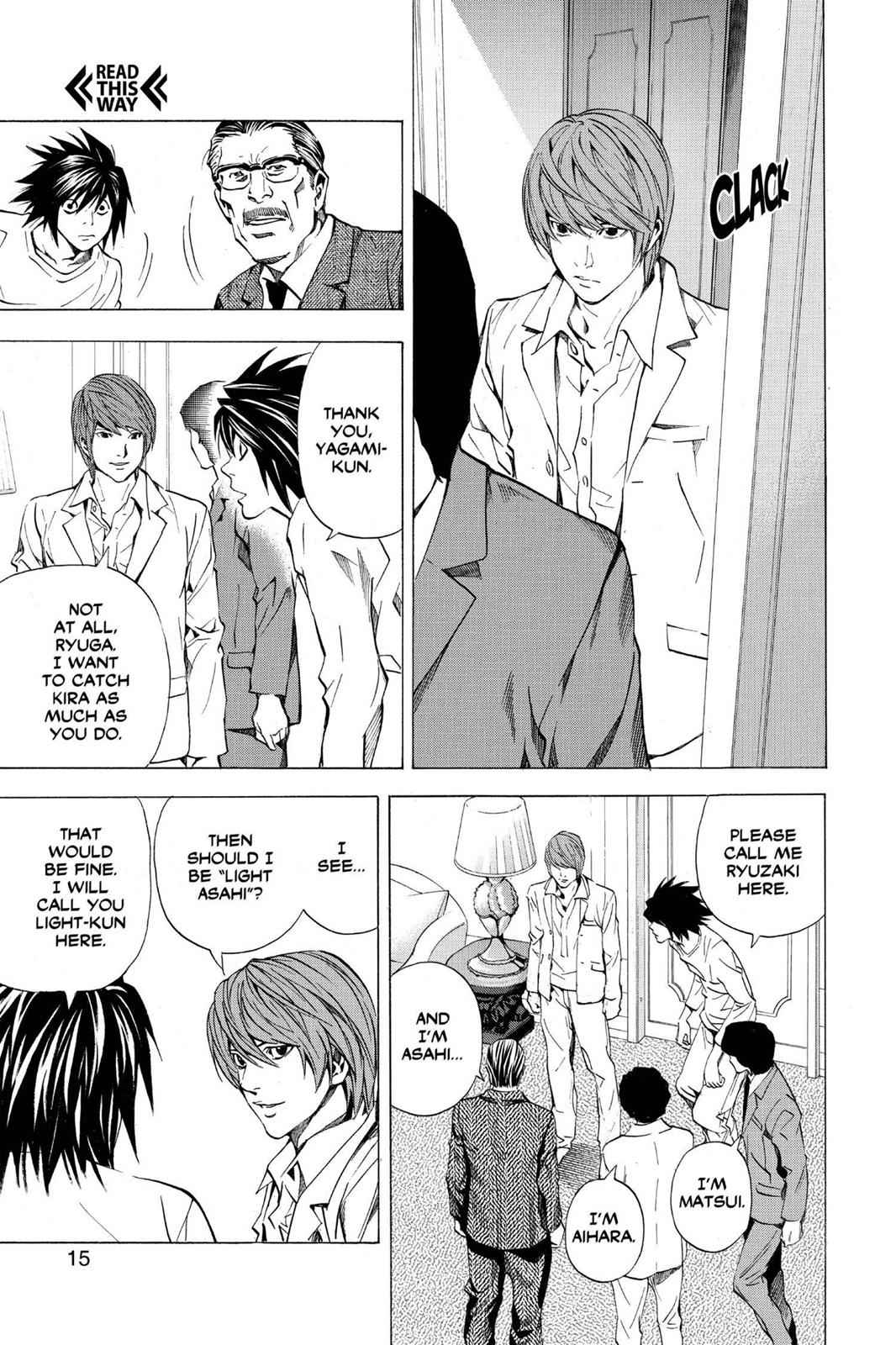 Death Note Chapter 26 Page 16