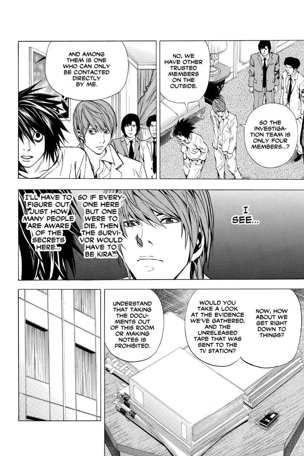 Death Note Chapter 26 Page 17