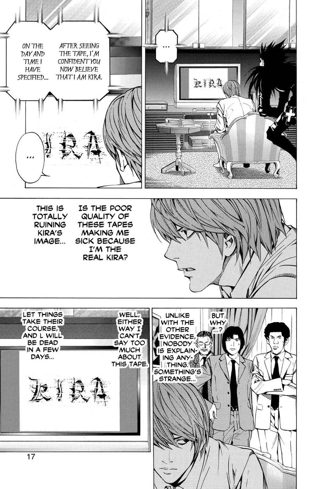 Death Note Chapter 26 Page 18