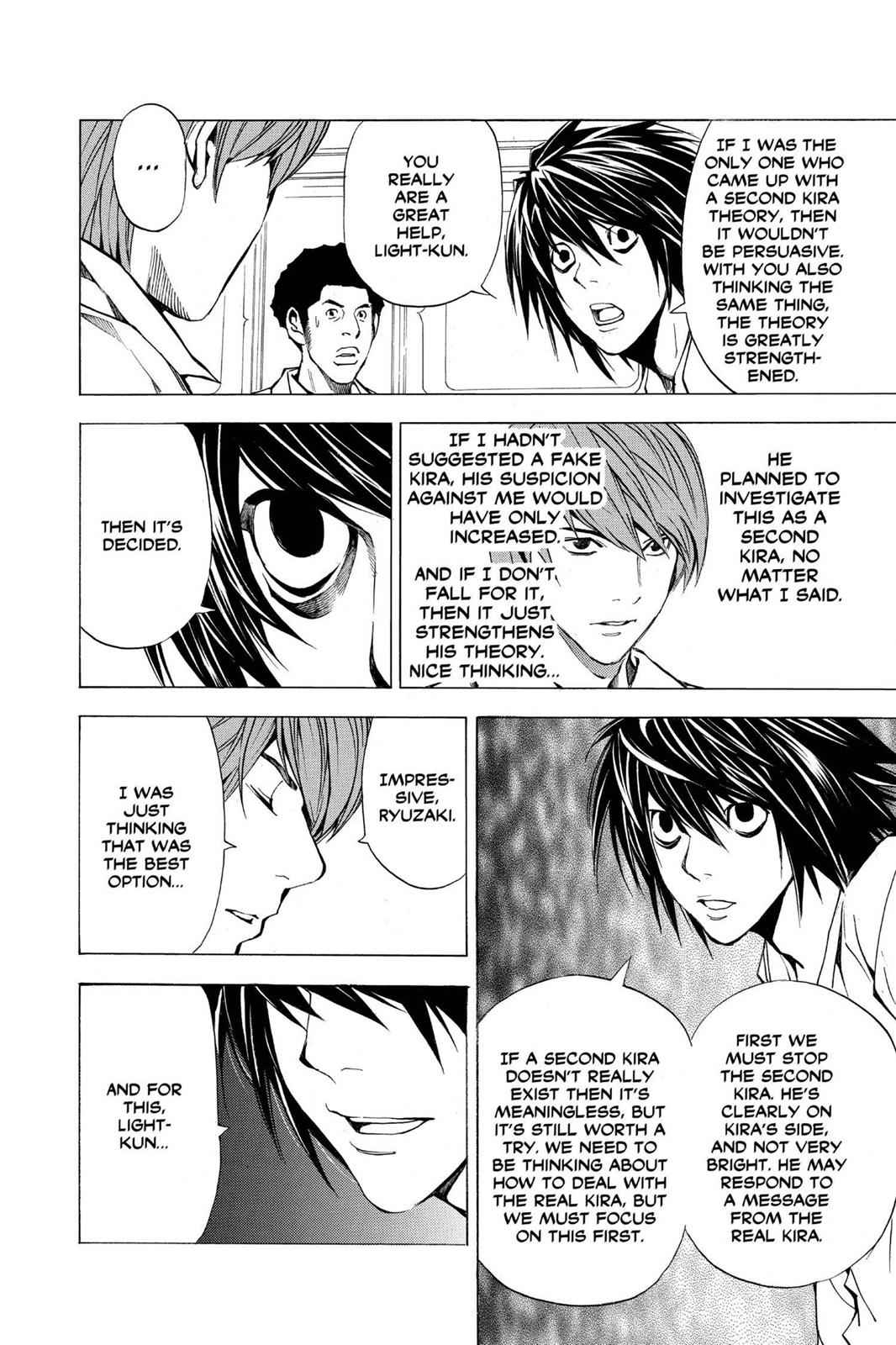 Death Note Chapter 26 Page 21