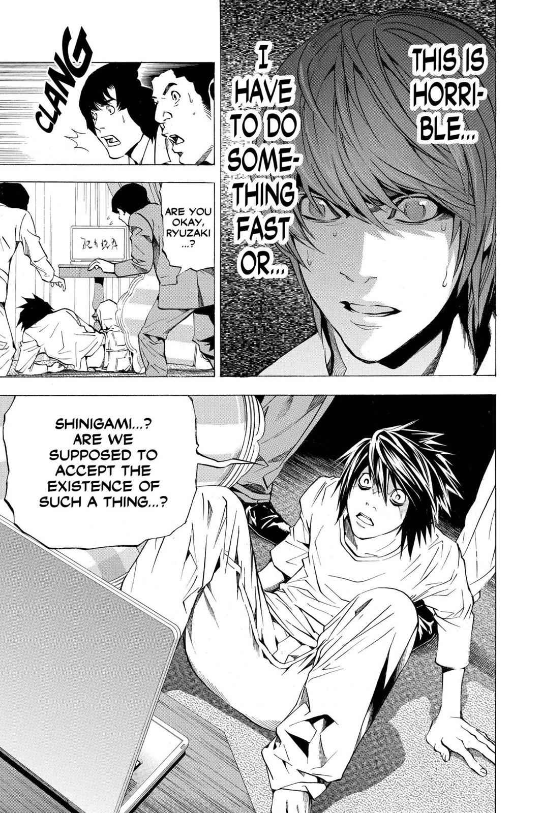 Death Note Chapter 26 Page 30