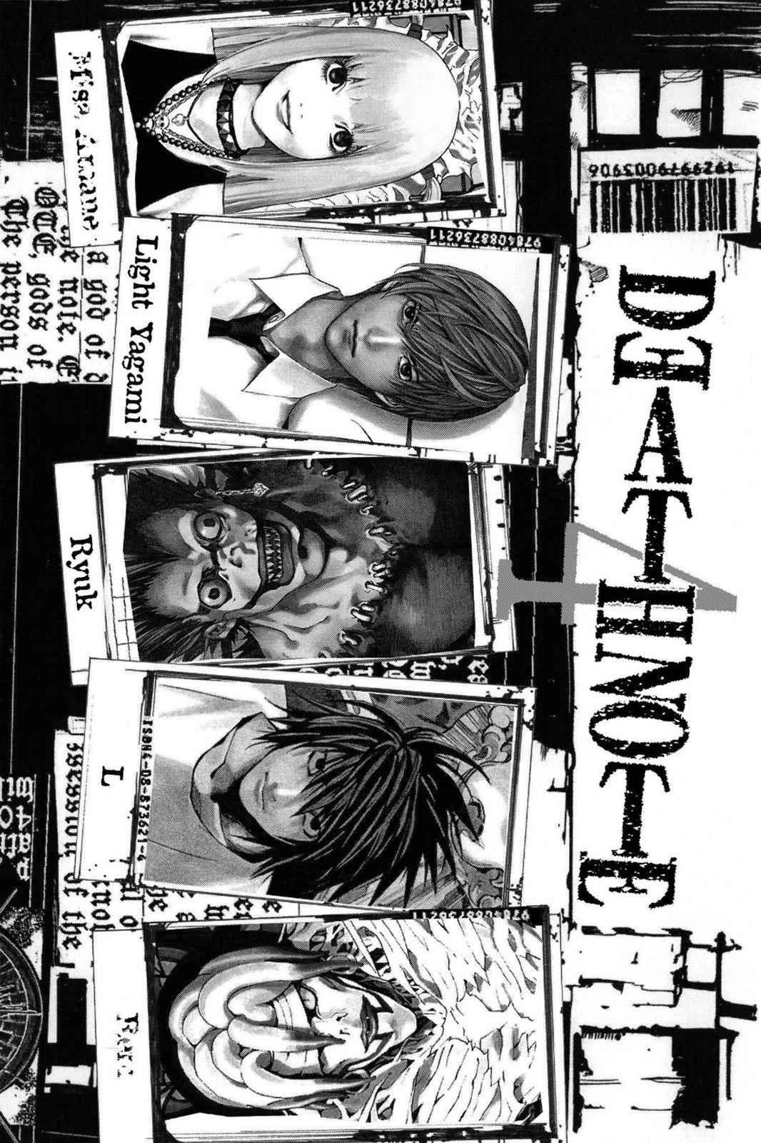 Death Note Chapter 26 Page 5