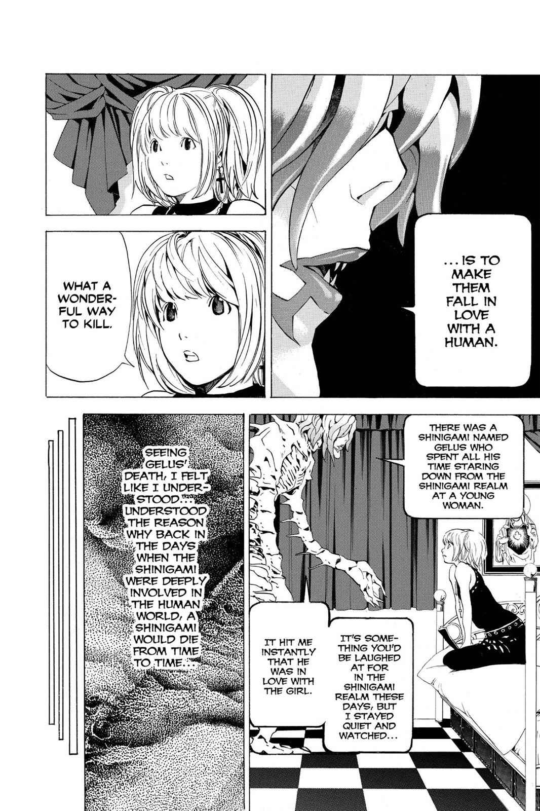 Death Note Chapter 27 Page 10