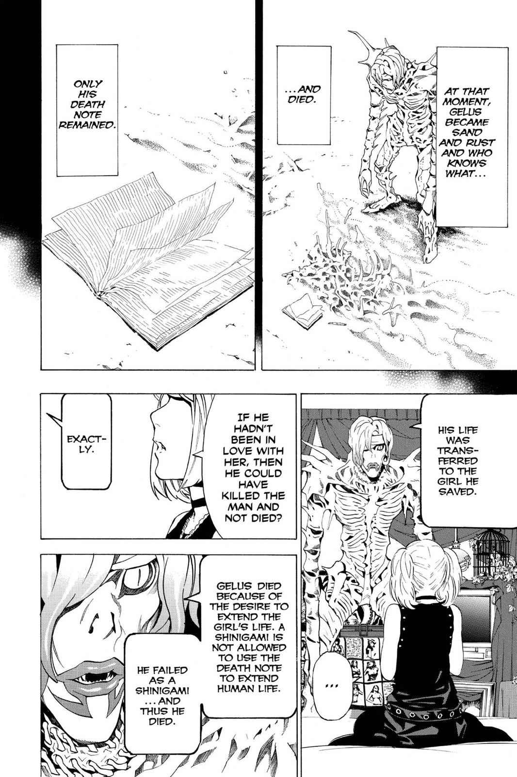 Death Note Chapter 27 Page 14