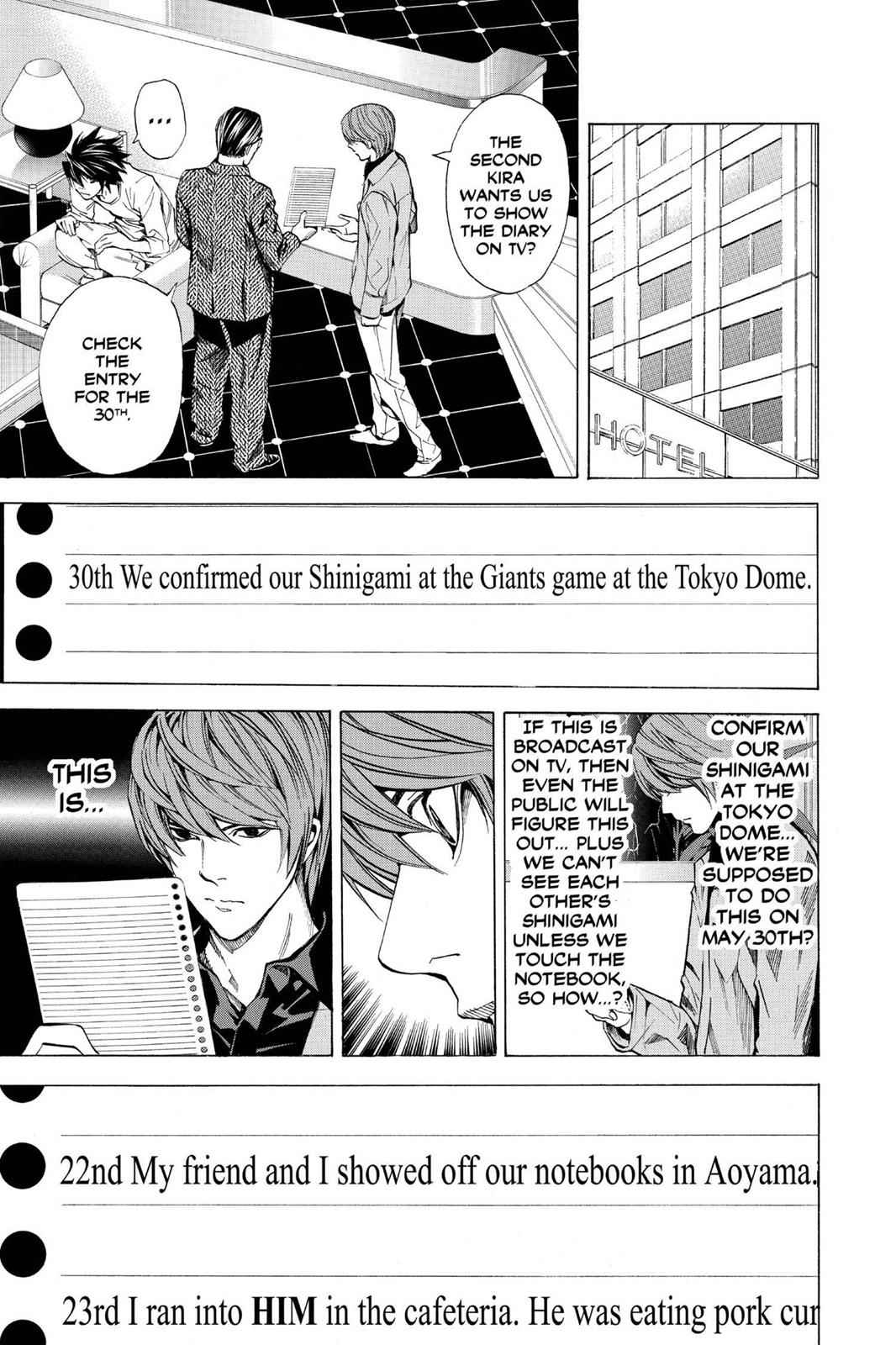 Death Note Chapter 27 Page 19