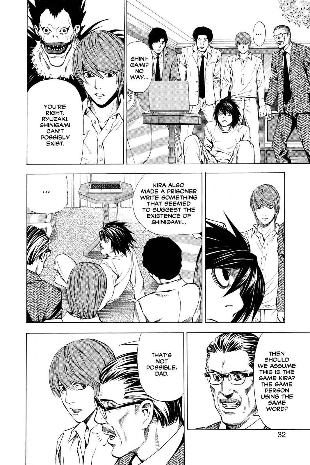 Death Note Chapter 27 Page 2
