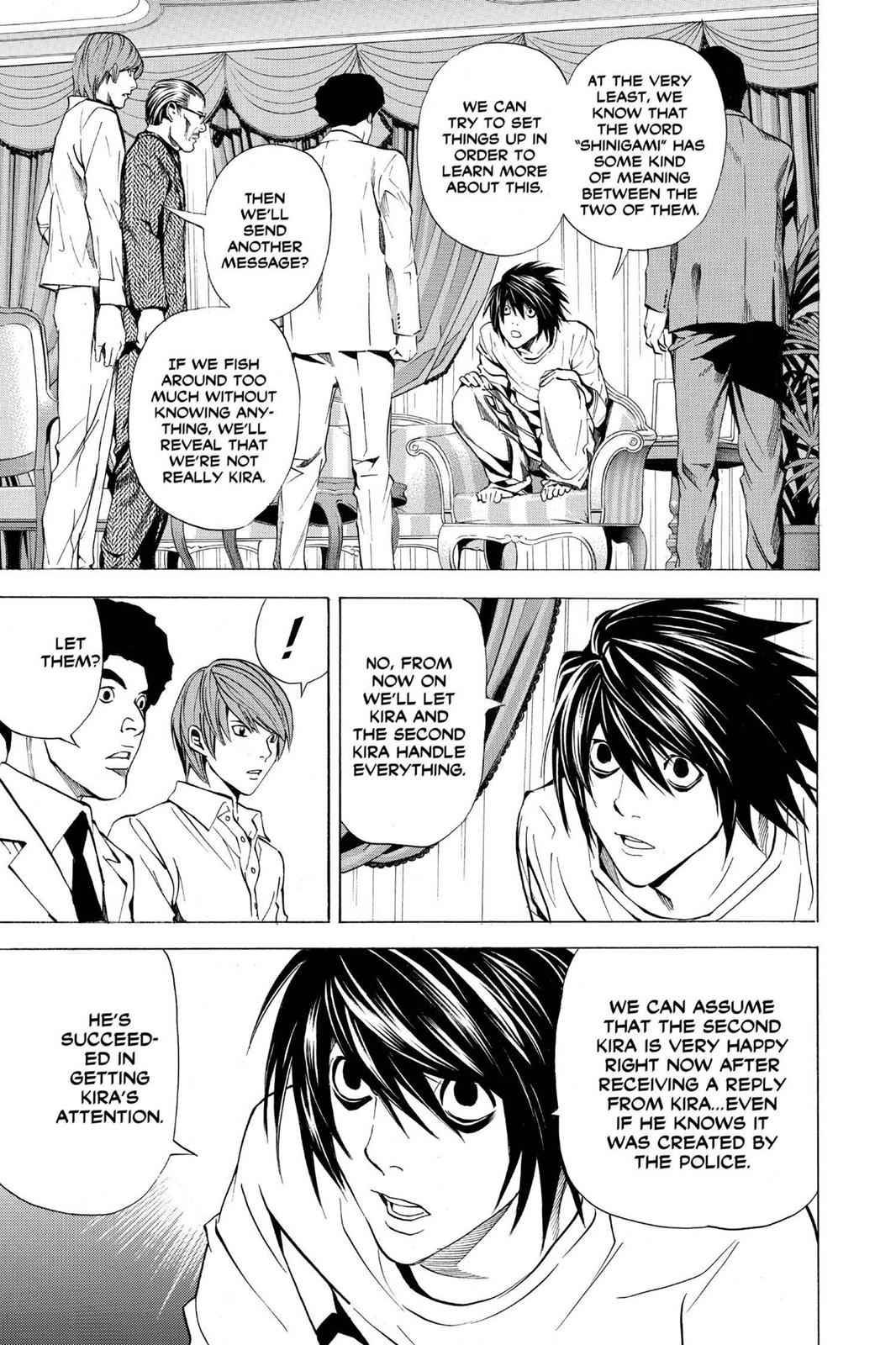 Death Note Chapter 27 Page 5