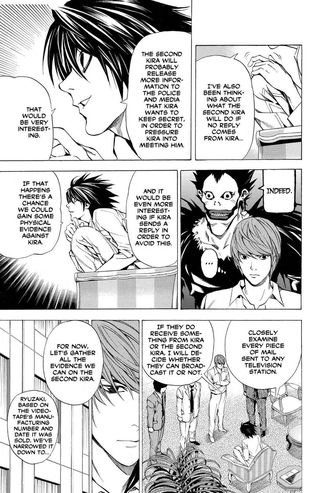 Death Note Chapter 27 Page 7