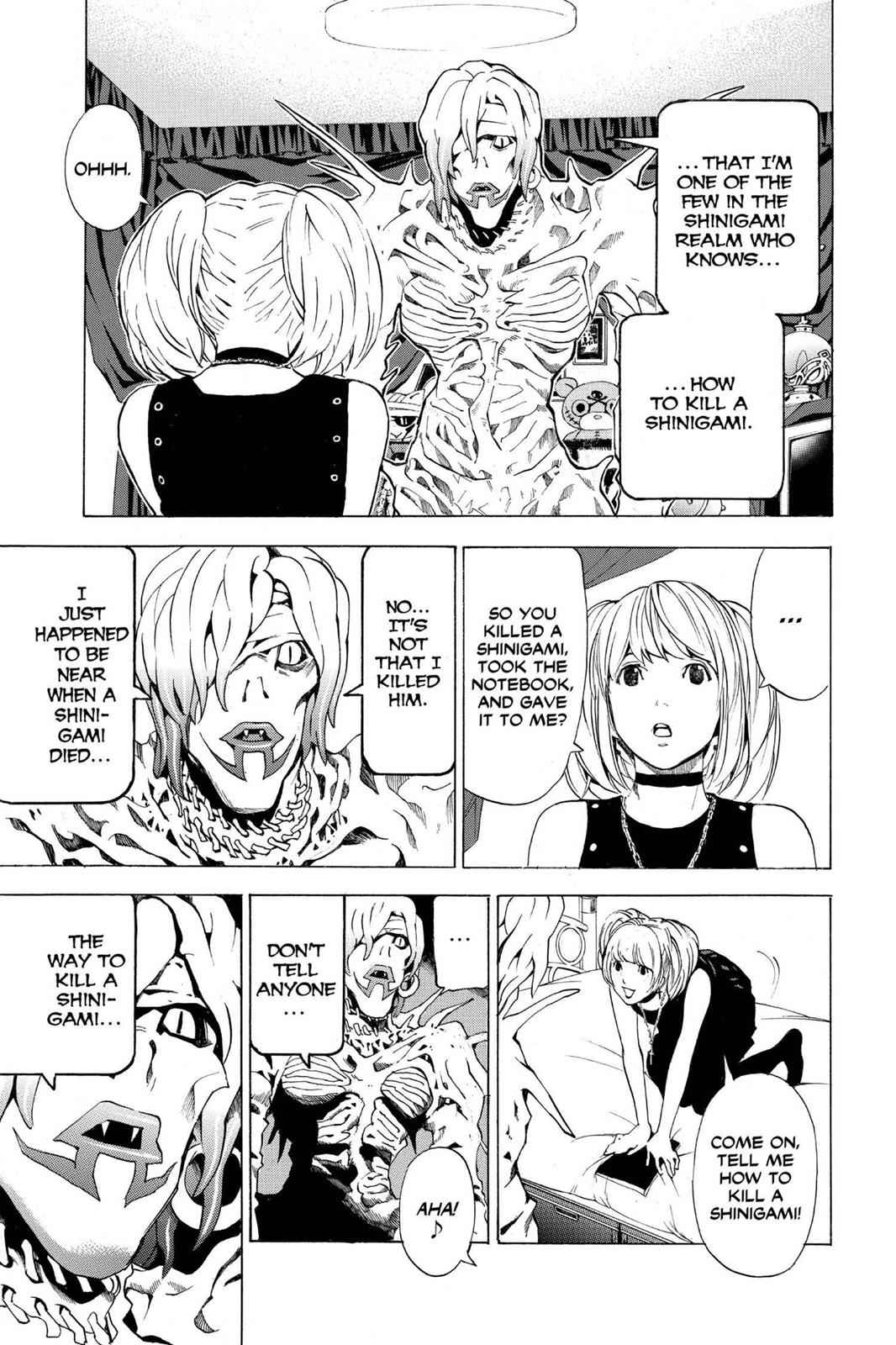 Death Note Chapter 27 Page 9