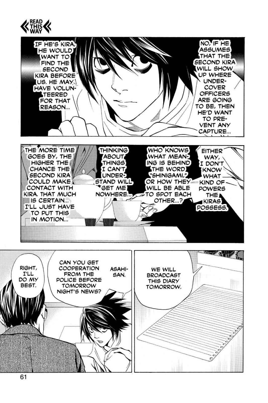 Death Note Chapter 28 Page 11
