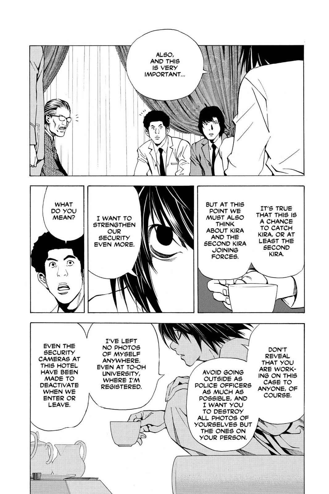 Death Note Chapter 28 Page 12
