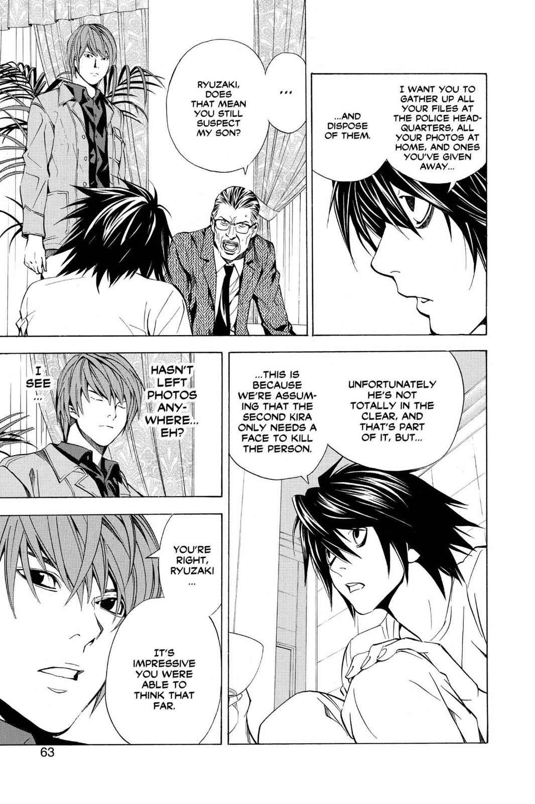 Death Note Chapter 28 Page 13