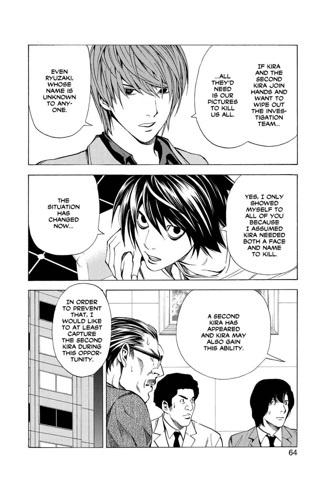 Death Note Chapter 28 Page 14