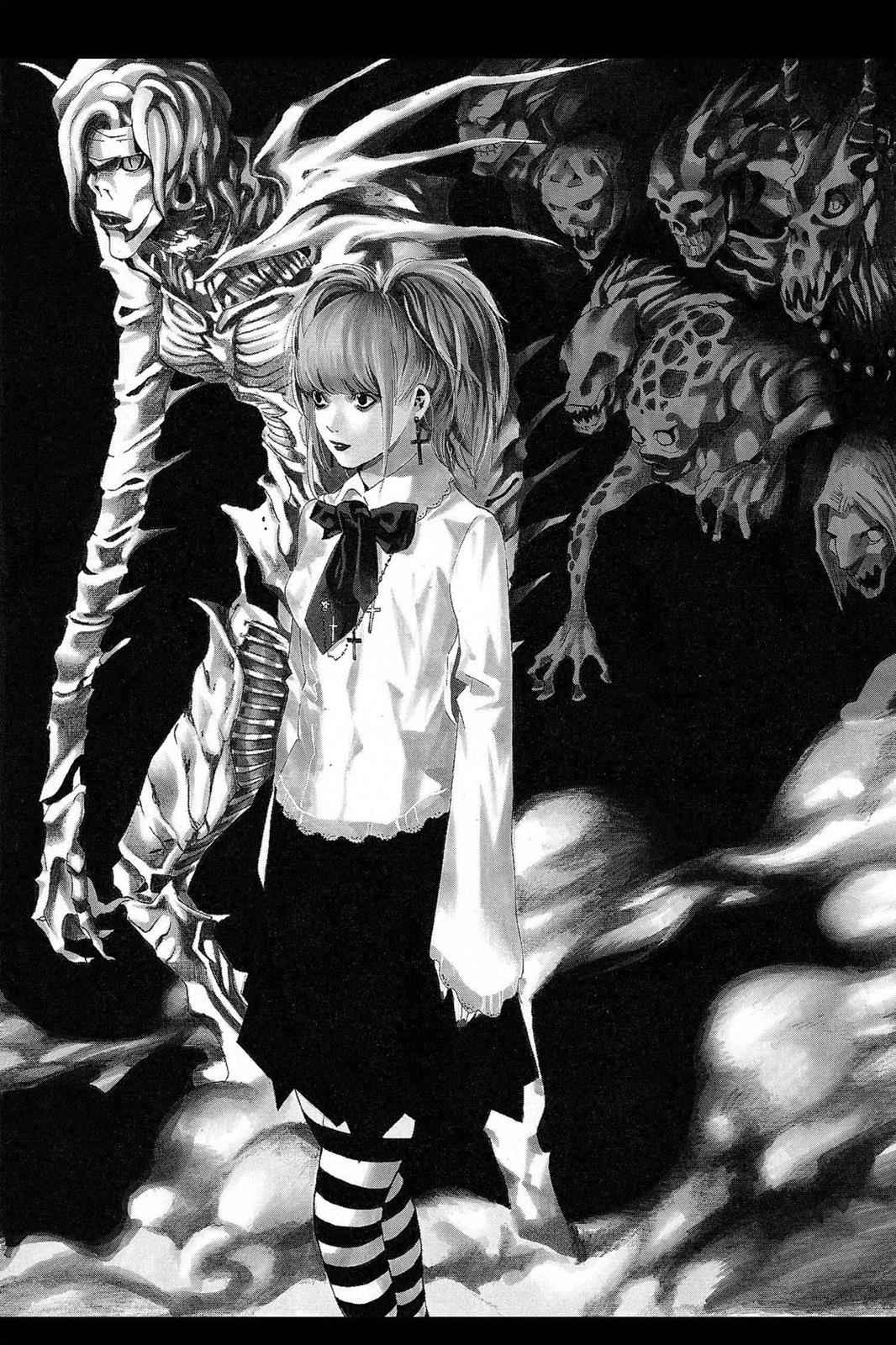 Death Note Chapter 28 Page 3
