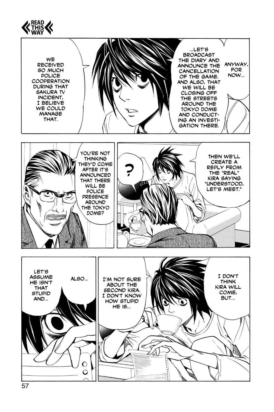 Death Note Chapter 28 Page 7