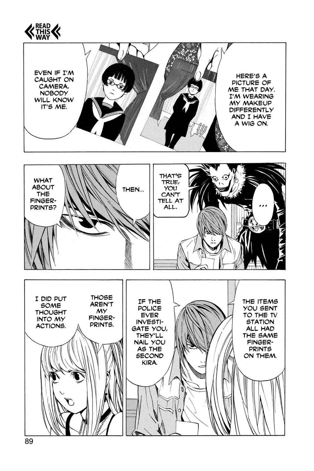Death Note Chapter 29 Page 15