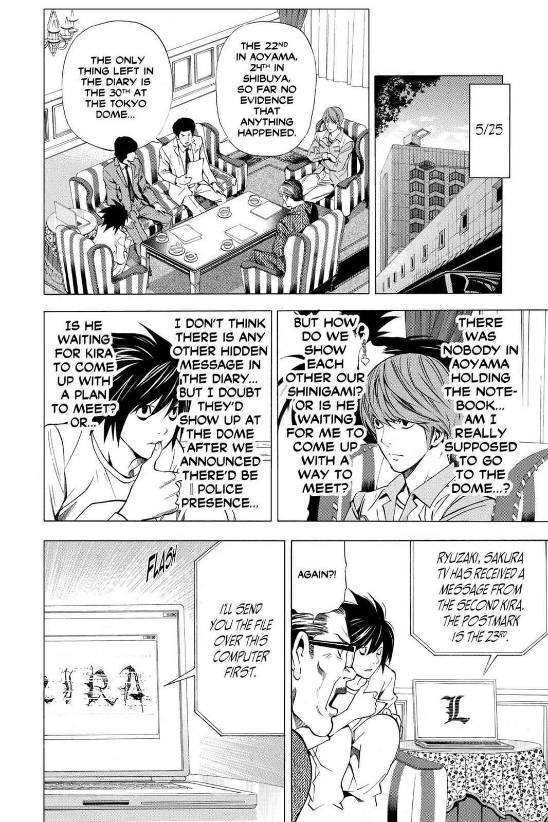 Death Note Chapter 29 Page 2