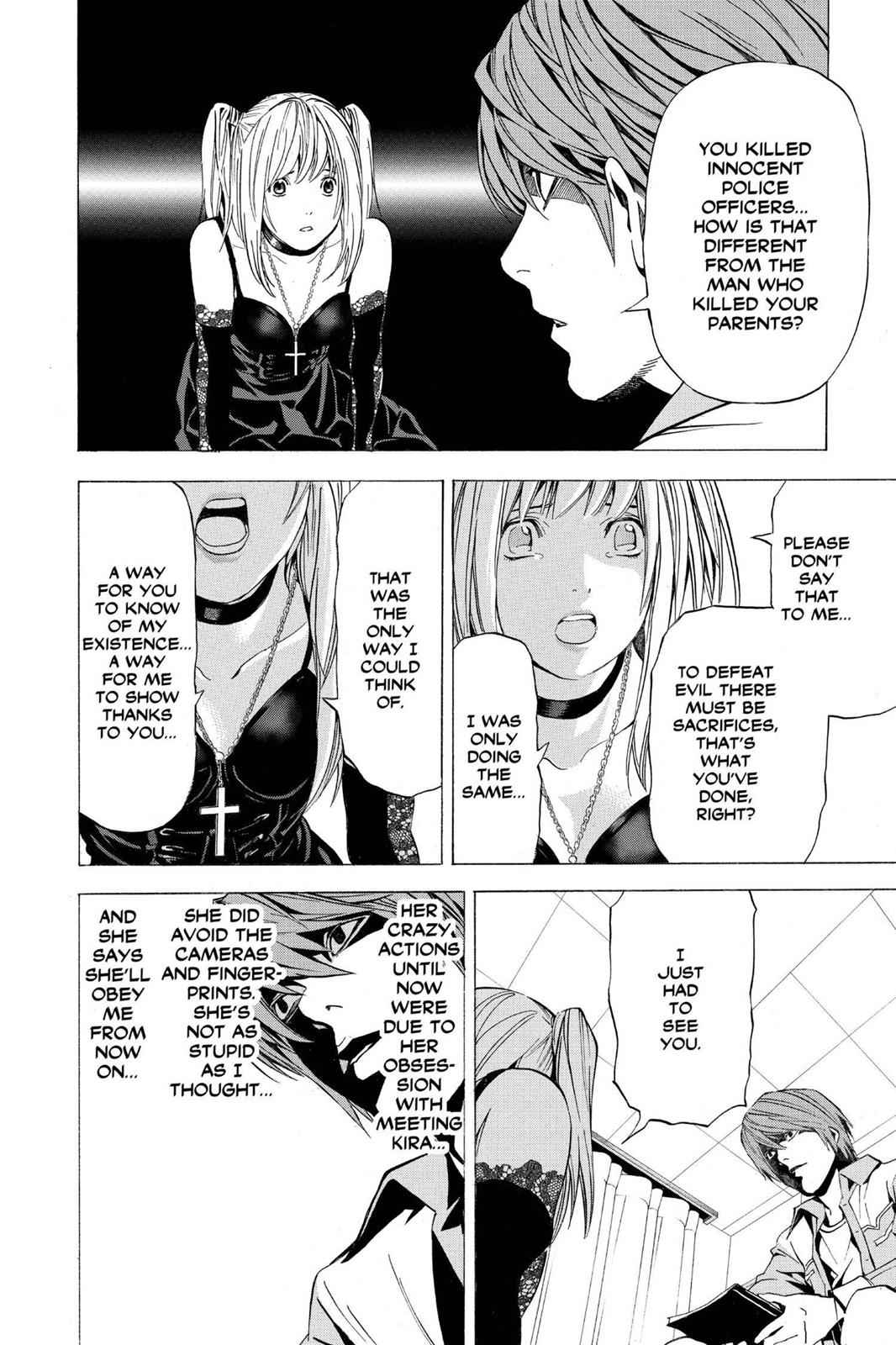 Death Note Chapter 29 Page 20