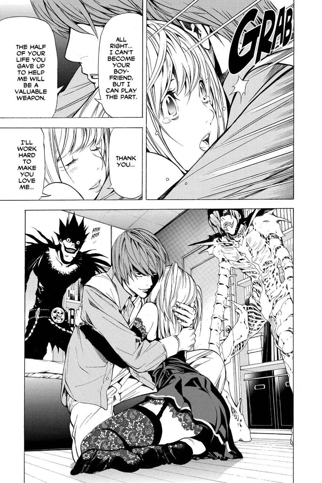 Death Note Chapter 29 Page 21