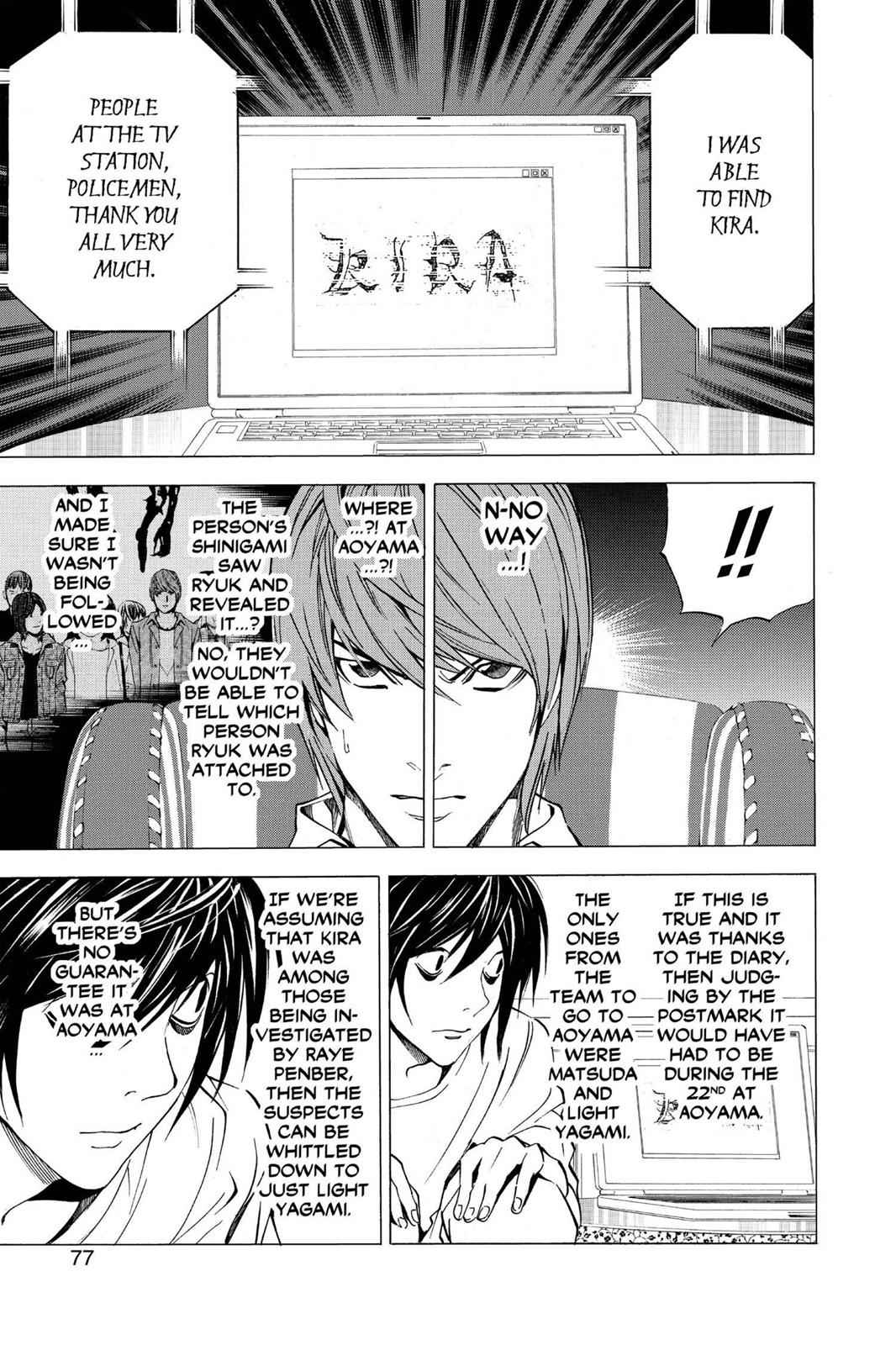 Death Note Chapter 29 Page 3