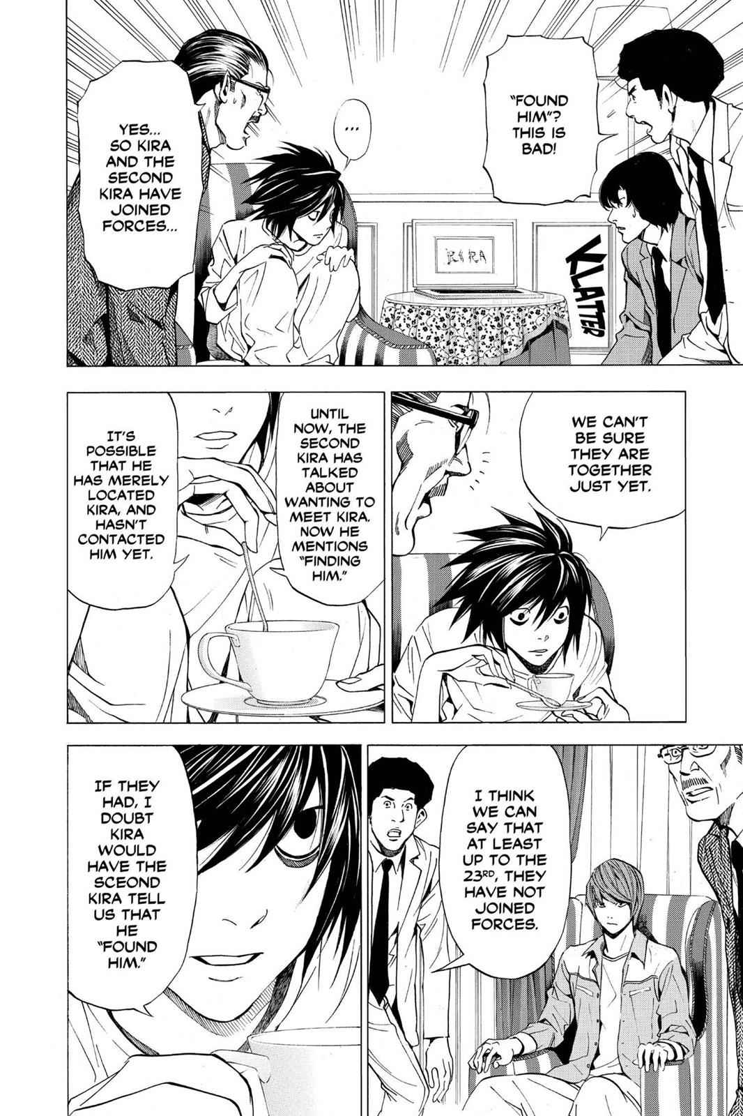 Death Note Chapter 29 Page 4