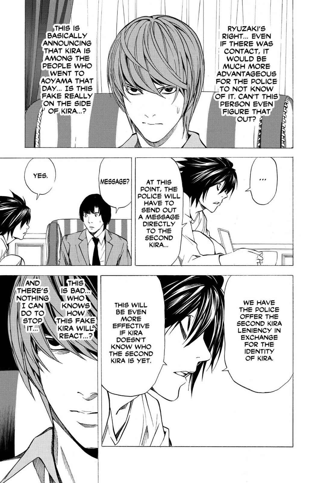 Death Note Chapter 29 Page 5