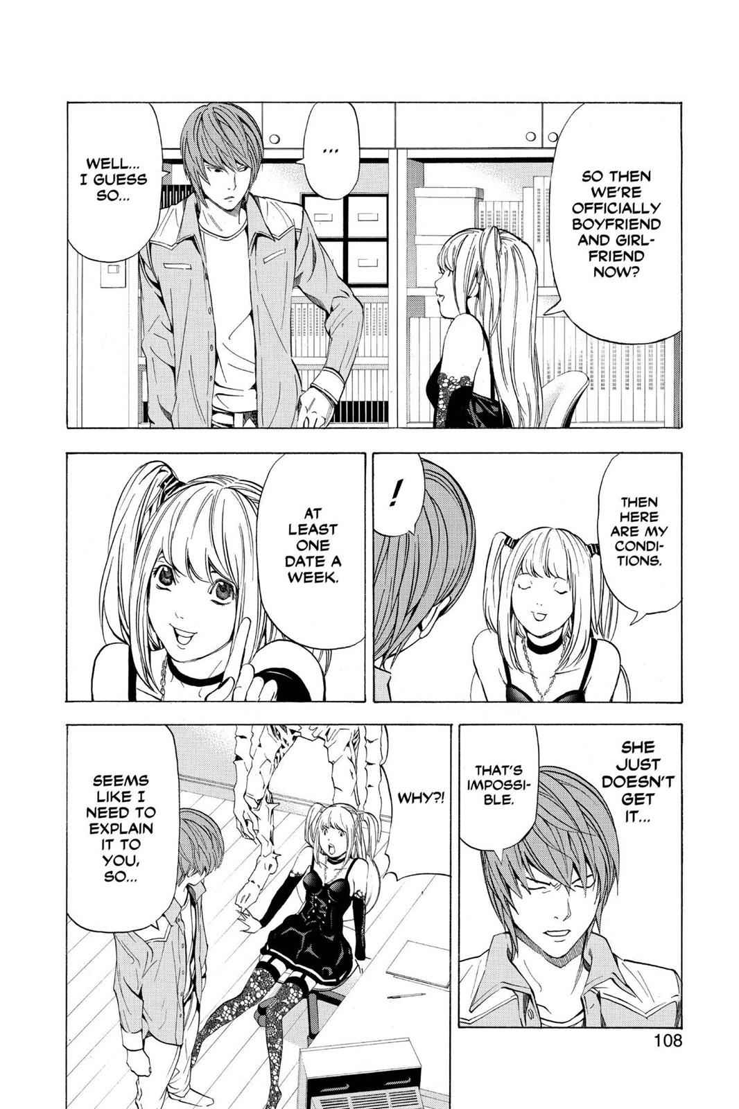 Death Note Chapter 30 Page 12