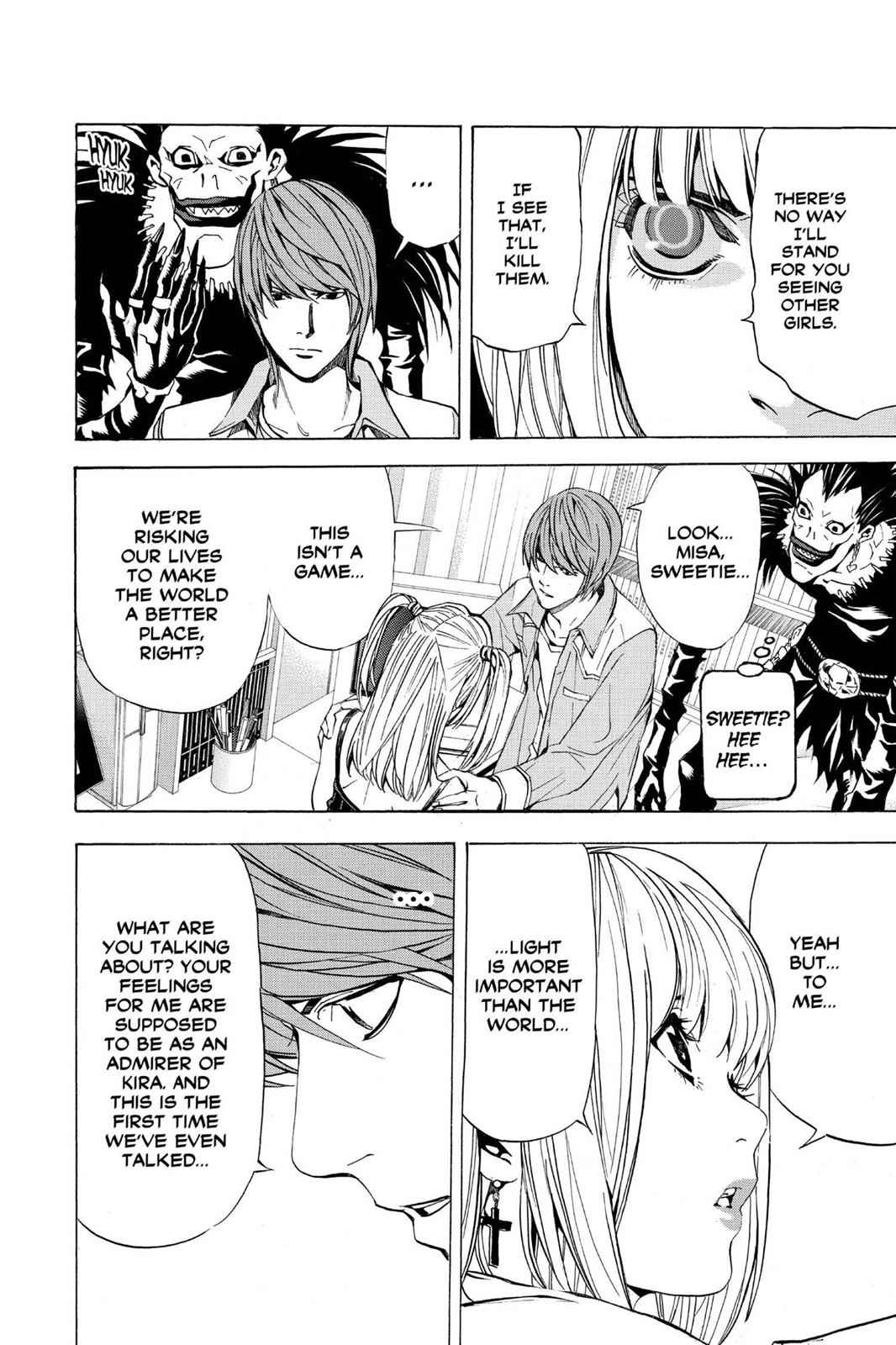 Death Note Chapter 30 Page 16